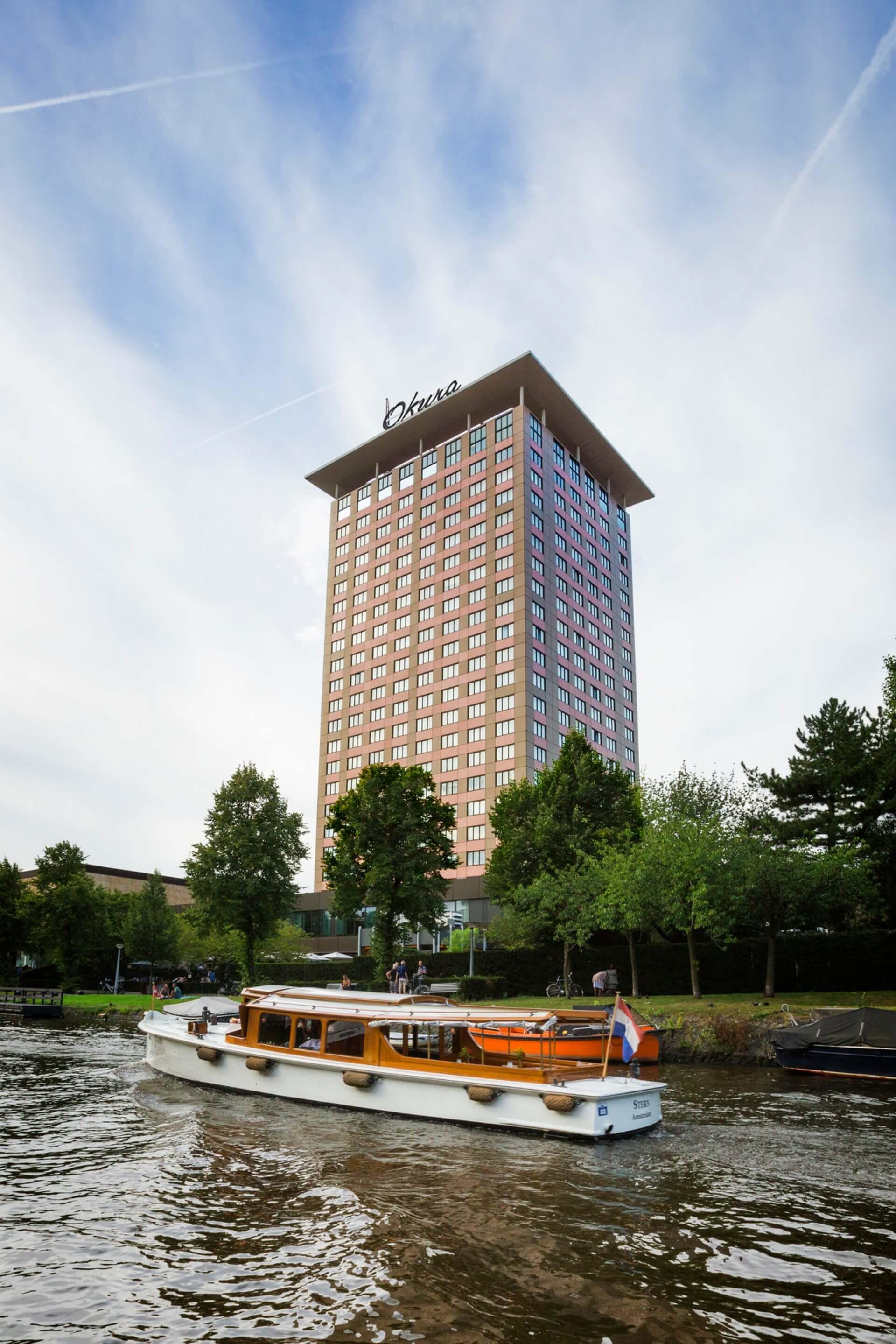 Hotel Okura Amsterdam exterior