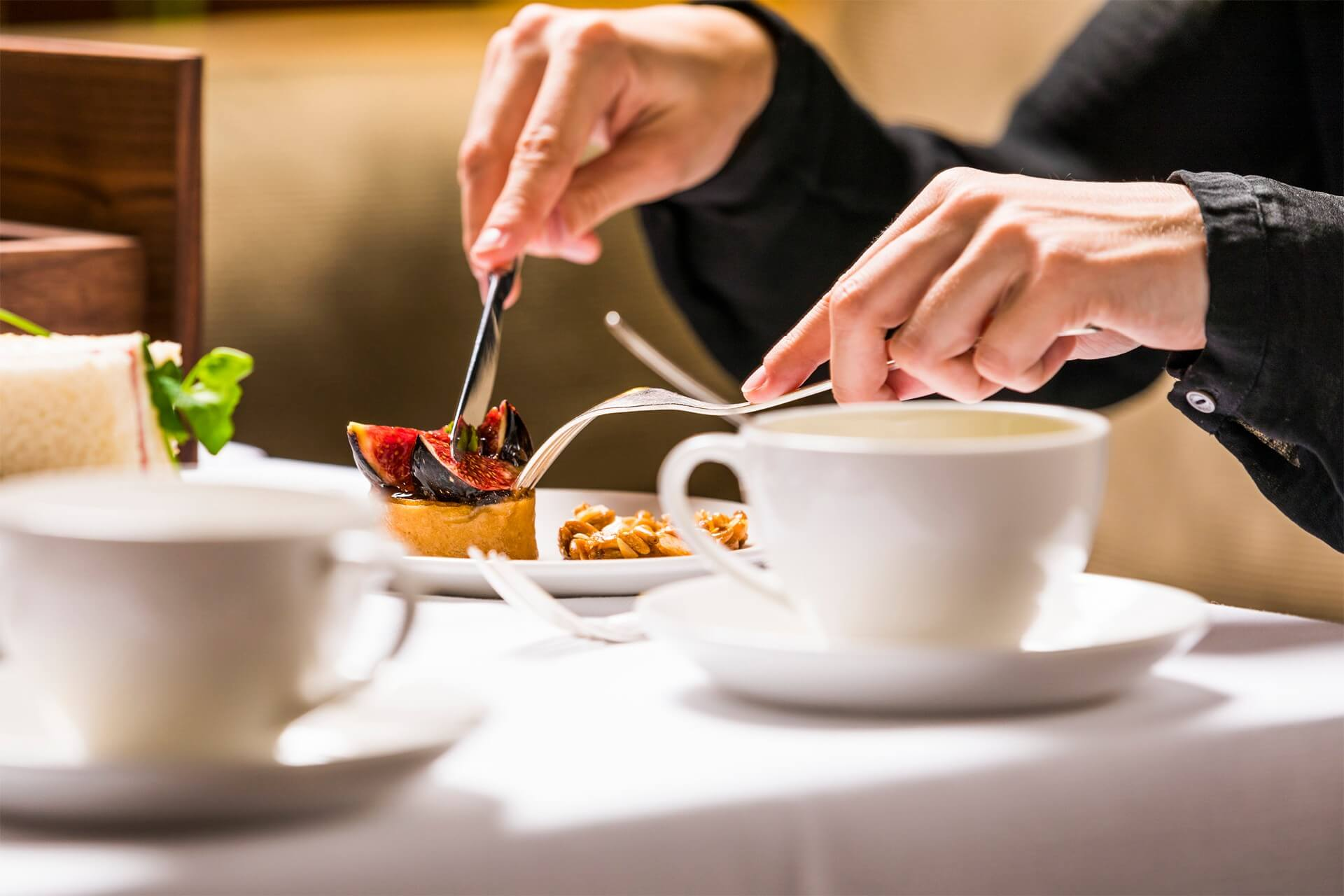 Guest Afternoon Tea