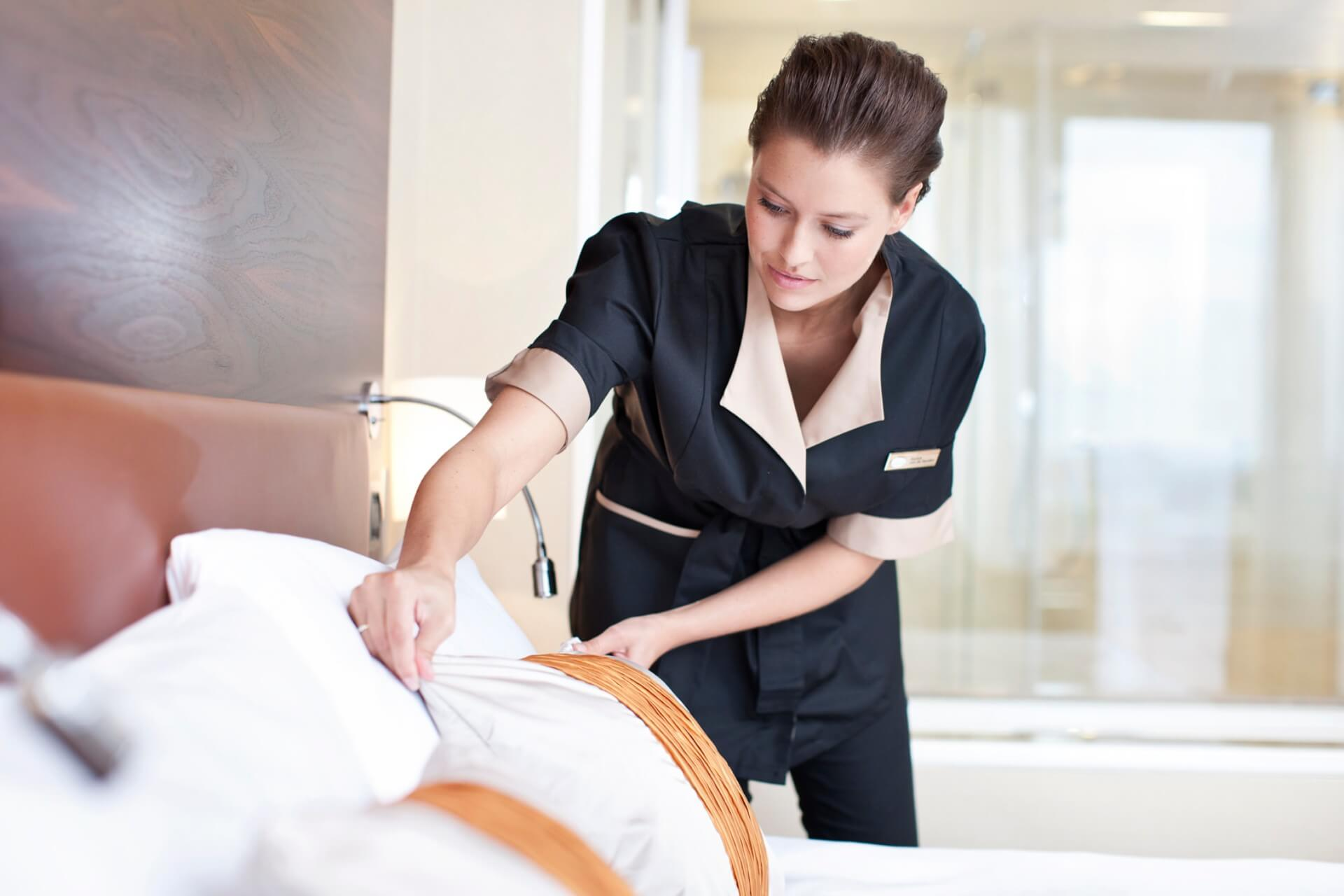 Housekeeping at Superior Room categorie