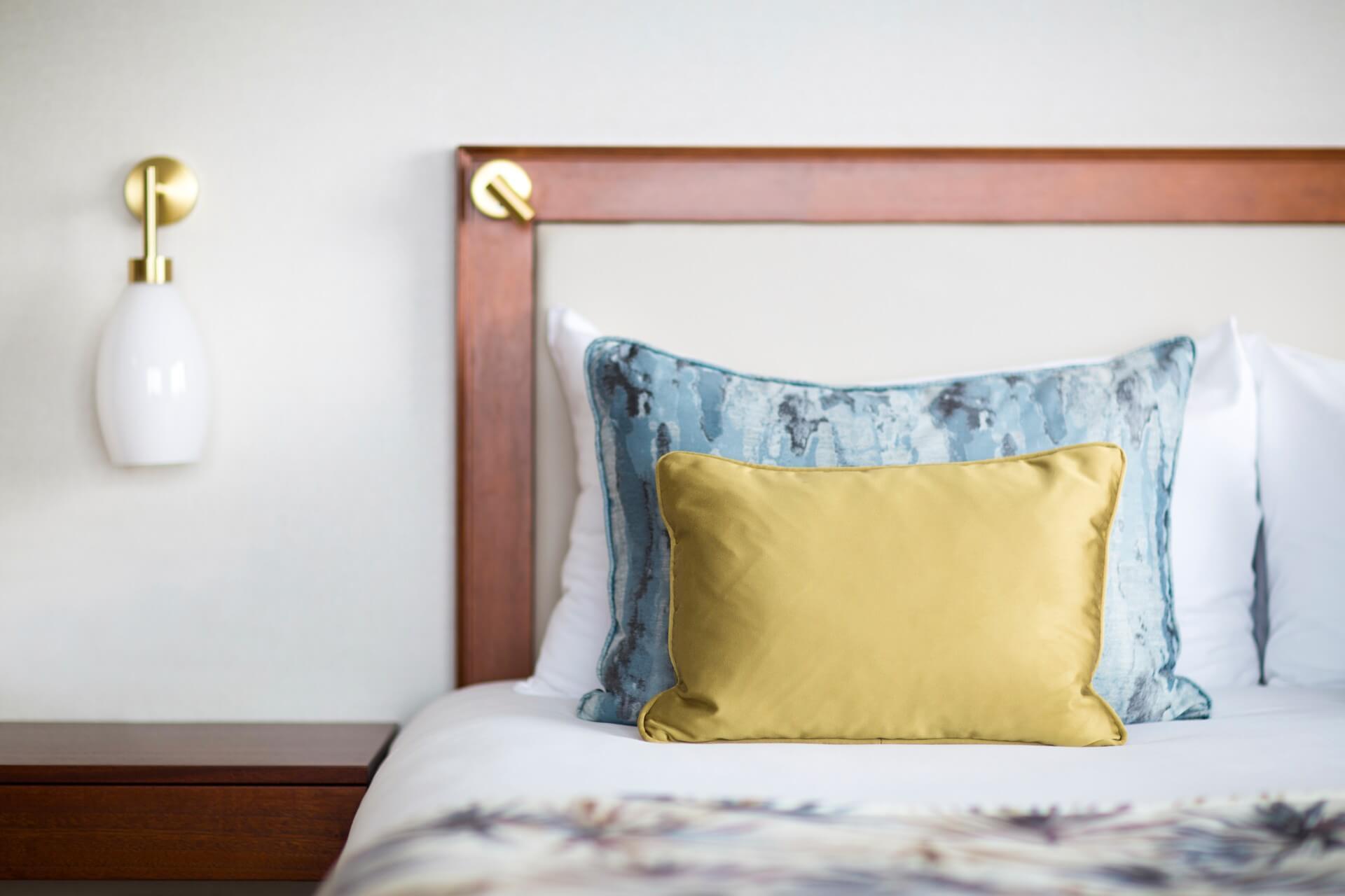 Pillows Executive Room