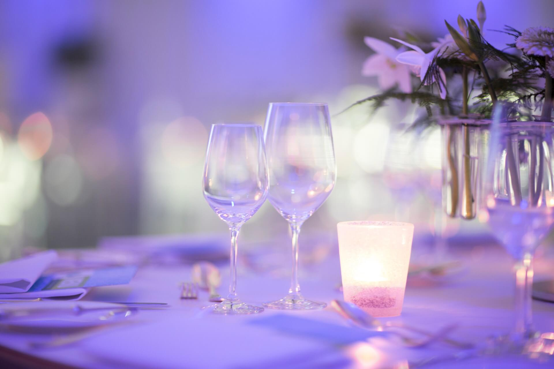 Weddings & Social events