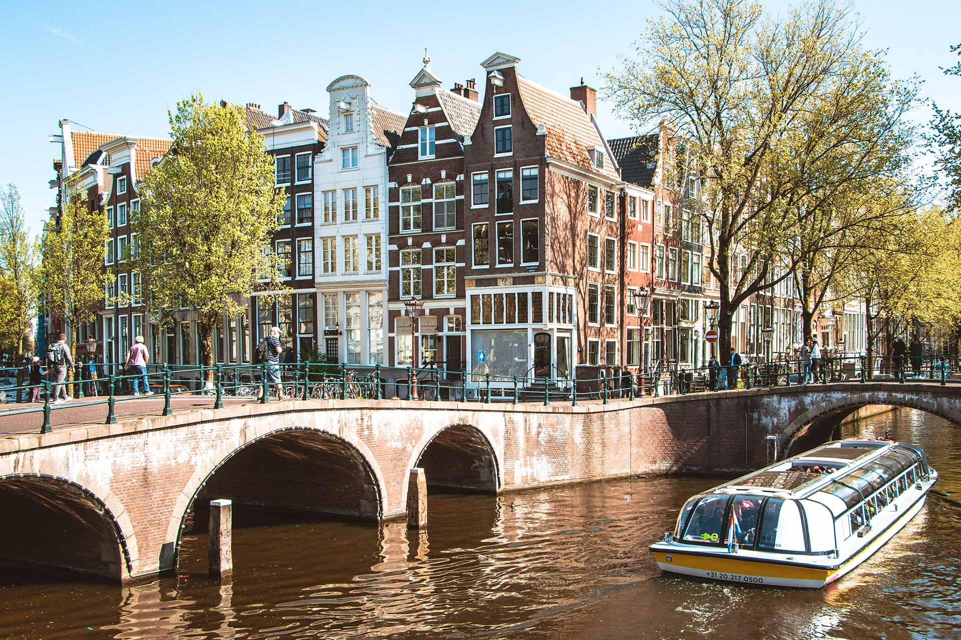 Getting to know Amsterdam's canals
