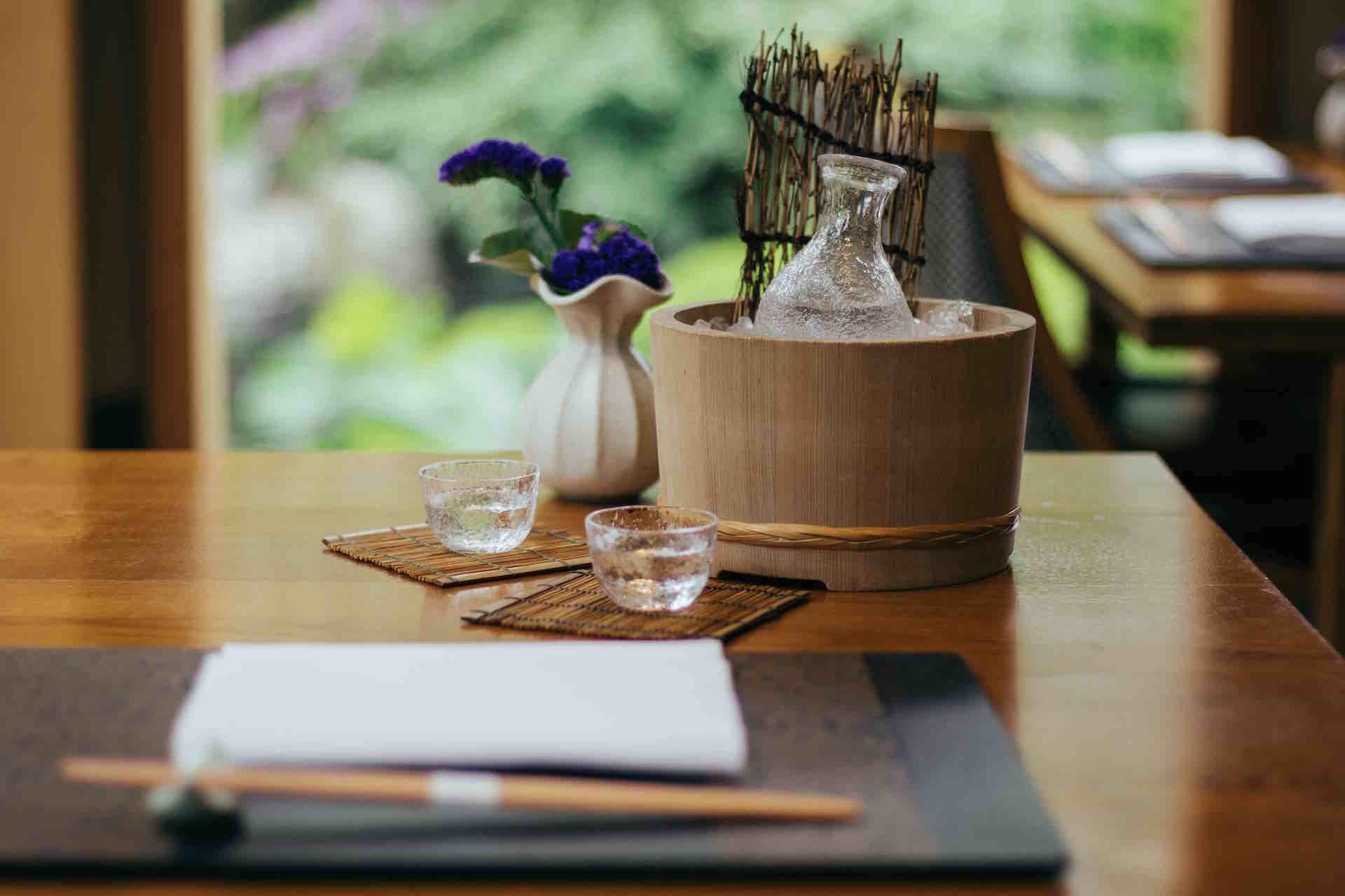 Sake workshop