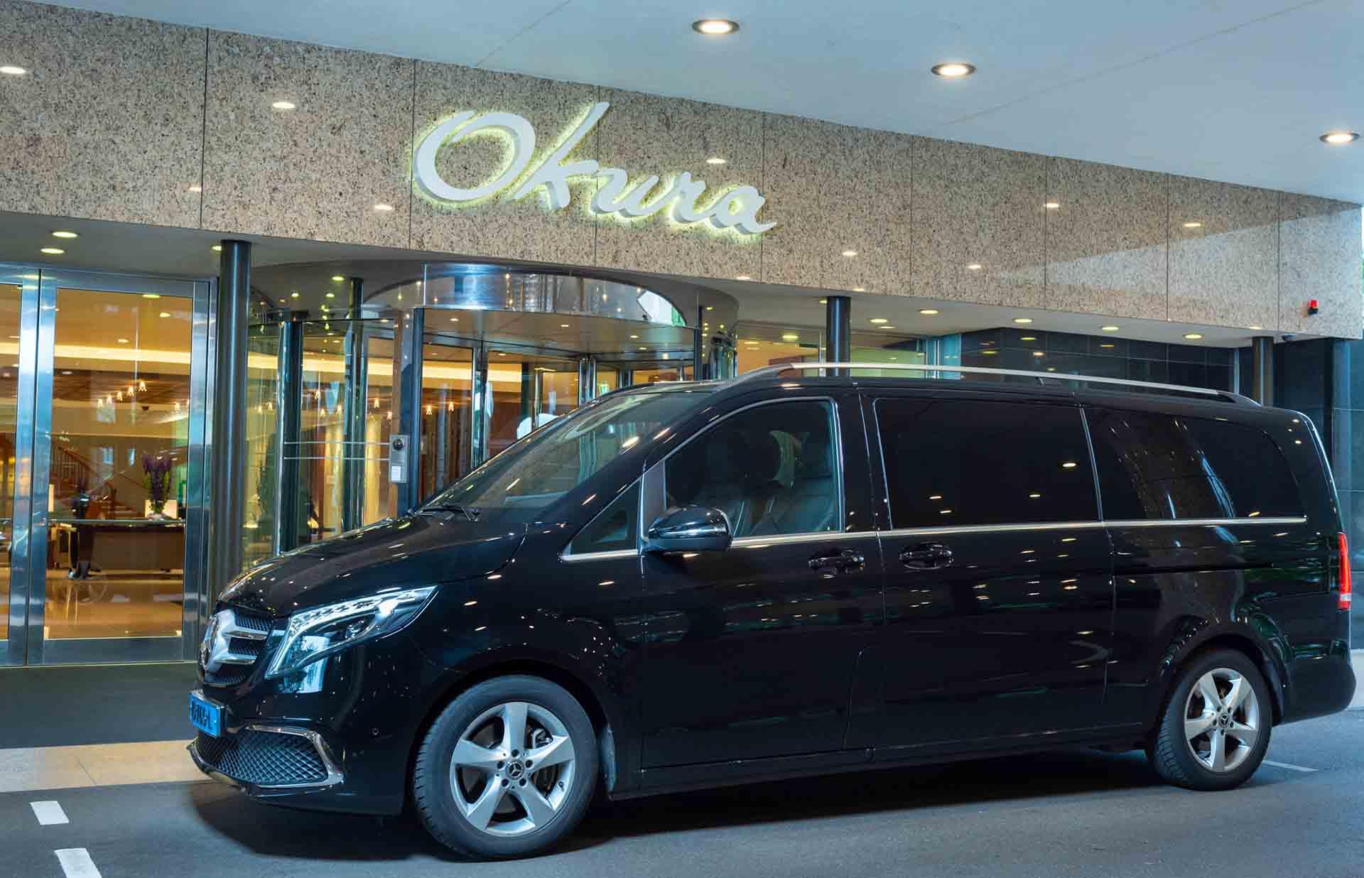 Limousine service Van Delden