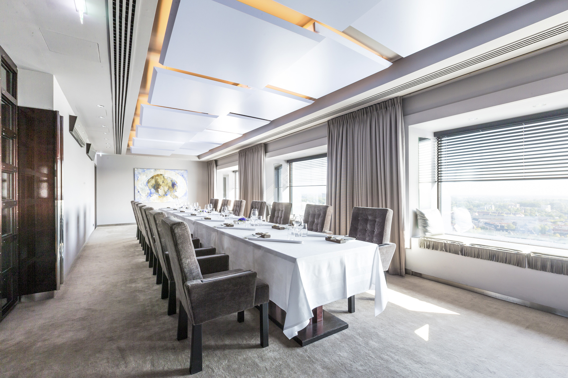 Starlight - Private dining area