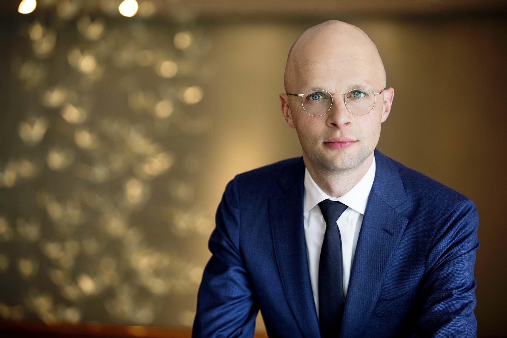 Michiel Roelfsema - General Manager - Hotel Okura Amsterdam