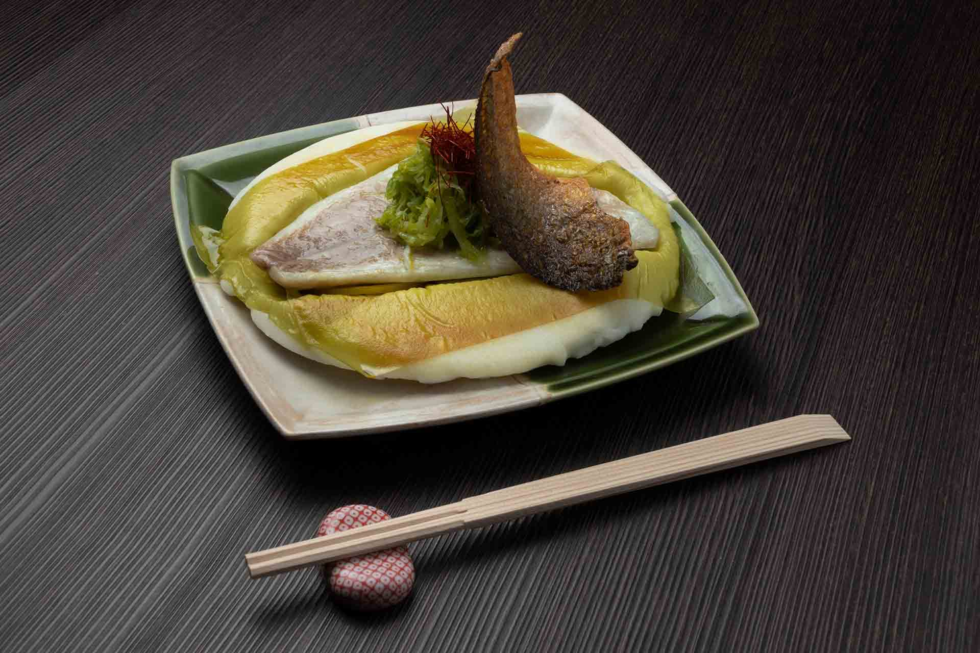 Sazanka's fish