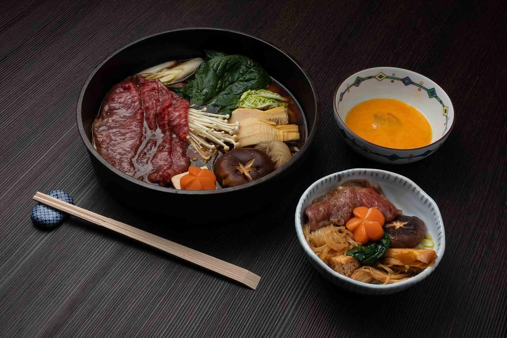 Yamazatos sukiyaki